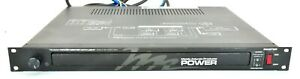 Middle Atlantic Products PDLT-815RV-RN 115 Volt Rack Mount Power Distributor