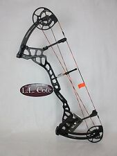 Bear Traxx Compound Bow right Hand 60-70# Black Shadow 26.5 - 31""