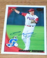 Nationals Grant Green RC Autographed Card