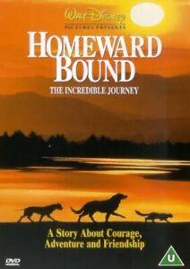 Homeward Bound: The Incredible Journey [DVD] [1993][Region 2]