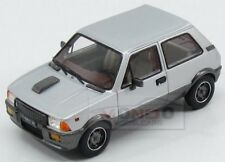 Innocenti Mini Turbo De Tomaso Mkii 1983 Silver Kess Model 1:43 KE43012021