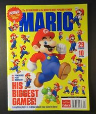 2010 Nintendo Power Magazine Guide to Mario's Biggest Games Posters & Stickers