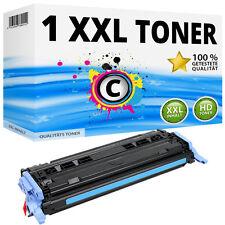 1x tóner para HP Color LaserJet 1600 2600n 2605 DN 2605 dtn cm 1015 1017 MFP 124a
