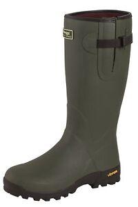 Hoggs of Fife Field Sport Neoprene-Lined Rubber Boot