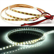 50x White Strip 90CM 90SMD Car Motorcycle Led Casing Lights Ultra Thin Size 4mm