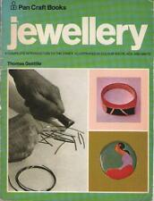 Jewellery Introduction to the Craft- Thomas Gentille LIVRE BOOK Sommaire Dedans