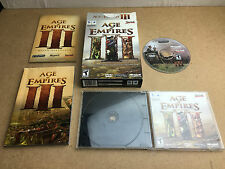 Age of Empires III - Apple Mac DVD (TESTED/WORKING) 3 universal