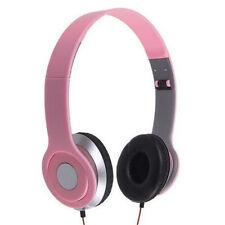 1pc Foldable Stereo DJ Style Headphones Earphone Headset Over Ear MP3/4 Pop