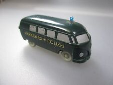 """Wiking:  T1 Bus """"Verkehrs- Polizei"""" (Schub20)"""