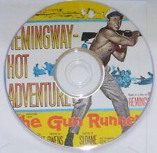 FILM NOIR 227: THE GUN RUNNERS (1958) Don Siegel Audie Murphy, Eddie Albert