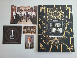 Super Junior 10th Album - The Renaissance (Renaissance Ver.) w/ Yesung Photocard