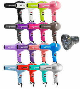 ETI Turbodryer - Hair Dryer Hairdryer 2000 All Colours
