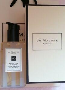 JO MALONE ENGLISH PEAR AND FREESIA BODY & HAND WASH - 250ML - BOXED- GIFT BAG