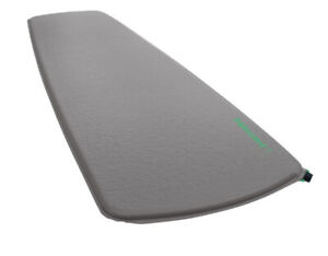 Thermarest Trail Scout Self-Inflating Backpacking Sleeping Pad - Gray - R
