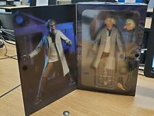 NECA Back to the Future Ultimate Doc Brown 35th Anniversary Action Figure