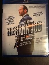 -NEW- The Bank Job (US/CA) (Blu Ray)  SEALED