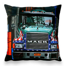 Leslie Gerry - New York Mack Cushion