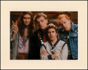 """Nigel Planer Neil Young Ones Original Signed 10x8"""" Mounted Autograph Photo & COA"""