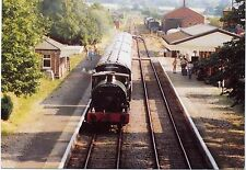 Toddington Railway Station Gloucestershire - Summer 1989 Postcard