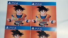 Season Pass Dragon ball Z KAKAROT PS4 - code envoyé apres paiement