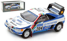 Spark S5616 Peugeot 405 T16 Winner Paris Dakar Rally 1989 Ari Vatanen 1/43 Scale