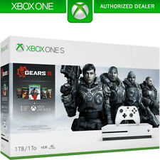 Microsoft Xbox One S Gears Of War 5 Bundle with Wireless Controller