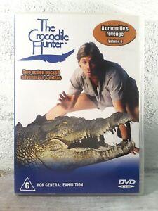Crocodile Hunter DVD Volume 6 - Steve Irwin - VOL SIX - AUSTRALIAN REGION 4 PAL