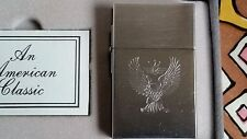 Mega raramente Zippo Club original 1932 replica 1989 MIB rar!