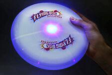 Leucht Frisbee LED-Wurfscheibe LED-Frisbee Leuchtende Flugscheibe Flying Disc