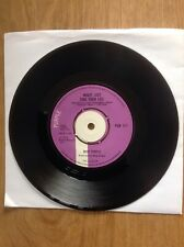 "Might Just Take Your Life Deep Purple 7"" vinyl single record UK PUR117 PURPLE"