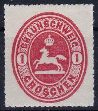 == AD Braunschweig Mi. 18 **, Kat. 10€ ==