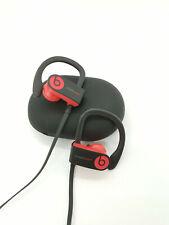 Original Beats by Dr. Dre Powerbeats 3 Wireless Earphone (Red)