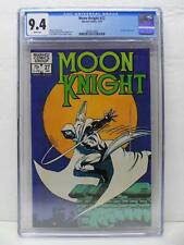 Moon Knight 27 - Kingpin Appearance - Miller/Austin Cover 1983 - CGC Graded 9.4