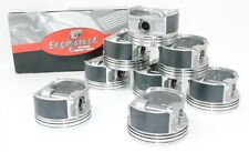 07 08 09 10 11 12 13 14 Chevy GMC Hummer Truck/SUV 6.2L (8)Pistons and Ring Set