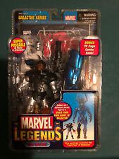 marvel legends Toybiz War Machine Galactus BAF Series Unopened