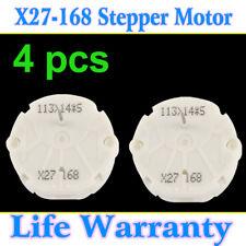 4 Pcs X27 168 For GM GMC Chevrolet Chevy Pontiac Cadillac Cluster Stepper Motors