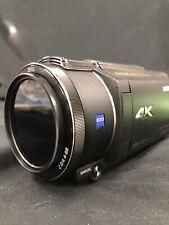 Sony FDR-AX53 Camcorder -  Black