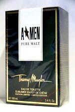 parfum AMEN Pure Malt Thierry MUGLER 100ml neuf édition limitée Angel Men flacon