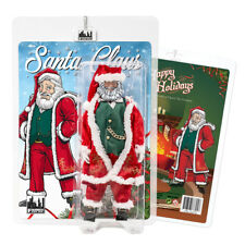 Santa Claus 8 Inch Retro Action Figure [2018 Edition]