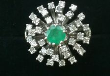 Emerald White Gold Fine Jewellery