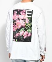 Empyre Mens Order & Choas White Long Sleeve Shirt New M, L, XL, 2XL