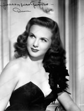 8x10 Print Deanna Durbin Beautiful Studio Potrait #5501140