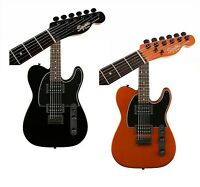 Fender Squier Affinity Telecaster Electric Guitar METALLIC Orange or Black