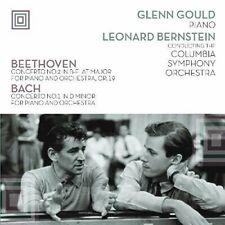 Glenn Gould - Plays Beethoven Concerto 2 & Bach Concerto 1 [New Vinyl