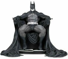 "💥💥 BATMAN BLACK & WHITE 7.2"" STATUE- BY MARC SILVESTRI, FACTORY SEALED💥💥"