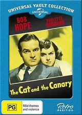 The Cat and the Canary (Universal Vault) NEW R4 DVD