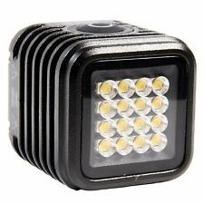 NEW LitraTorch 2.0 Premium On-Camera Photo and Video Waterproof LED Light