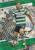 2017 Panini Revolution Soccer - Fractal Parallel - Sporting CP - 129-137