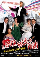 Lovely To Look At - El Amor Nacio En Paris - Mervyn Leroy
