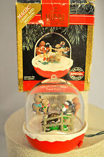 Hallmark - Forest Frolics # 4 - Magic Light & Motion - Collector Series Ornament